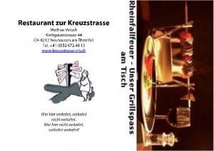 Restaurant zur Kreuzstrasse