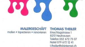 Malergeschäft Thomas Theiler