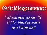 Cafe Morgensonne