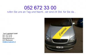 Taxi Luginbühl