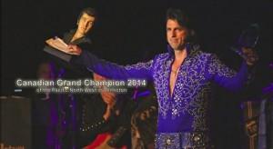 Oliver Steinhoff Grand Champion 2014