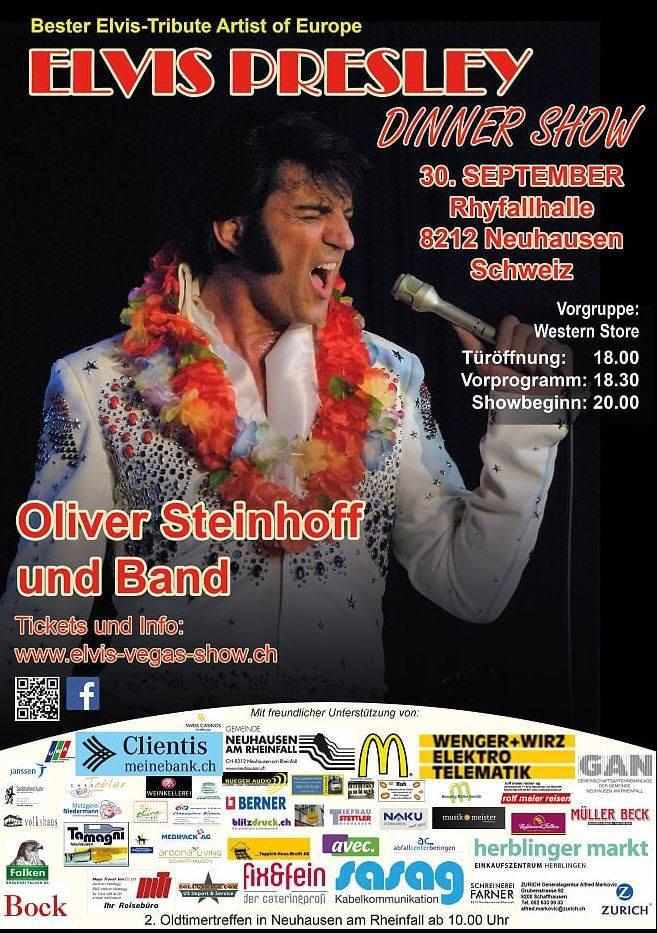 Elvis-Vegas-Show